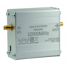 1090MHz ADS-B Filtered Preamp
