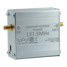 137.5MHz NOAA/APT  Filtered Preamp