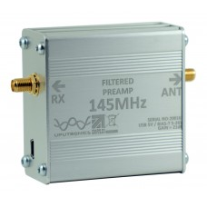 145MHz  Filtered Preamp