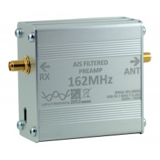162MHz AIS Filtered Preamp