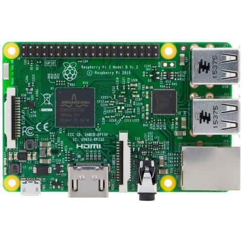 Raspberry Pi 3 Model B Board