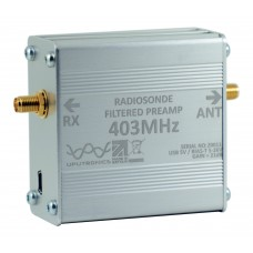 403MHz Radiosonde Filtered Preamp