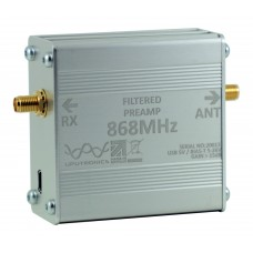 868MHz Filtered Preamp