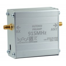915MHz Filtered Preamp