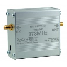 978MHz UAT Filtered Preamp
