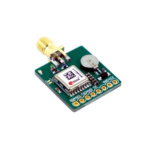 uBLOX MAX-M8Q Breakout for Active Antennas
