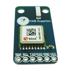 uBLOX MAX-M8C Pico Breakout with Chip Antenna