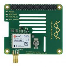 Raspberry Pi+ Ublox ZED-F9P Expansion Board