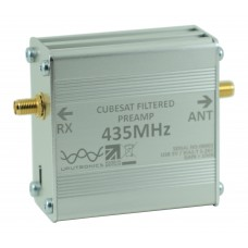 435MHz Cubesat Filtered Preamp