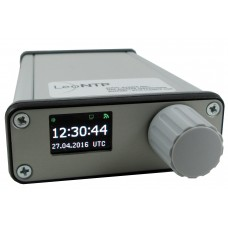 LeoNTP Network Master Clock / Time Server