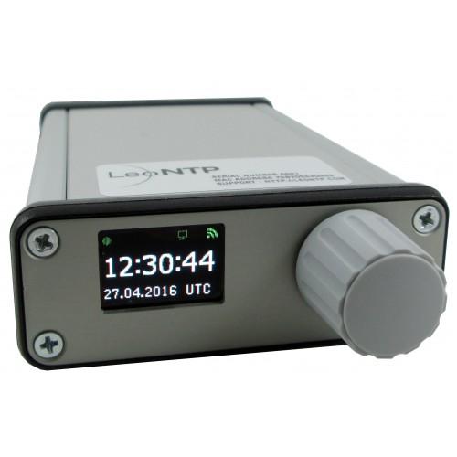 LeoNTP Network Master Clock / Time Server