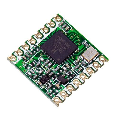 Lora-ZP Ultra Wireless Transceiver Modul FSK 868MHz//915mhz//433MHz rfm95//rfm96 Fw