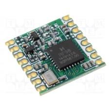 HopeRF RFM98W-433S2 LoRa(TM) Transceiver