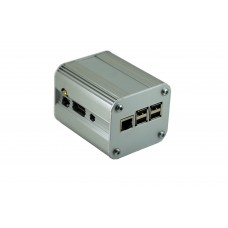 Industrialised case for the Raspberry Pi B+